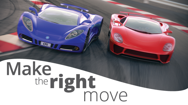 Make the right move with CFS
